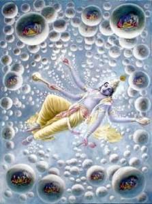4.Karanodakashayi Vishnu